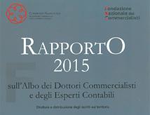 Rapporto 2015 sull'Albo dei Dottori Commercialisti e degli Esperti Contabili